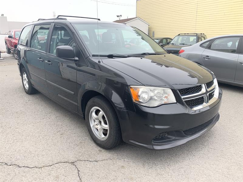 2012 Dodge Grand Caravan 7 PASSAGERS BAS MILLAGE #20-082