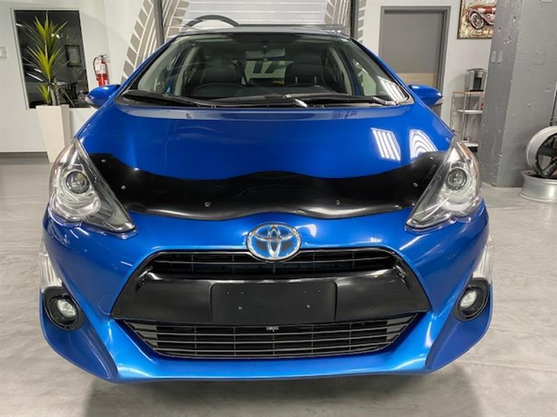 Toyota Prius C 7