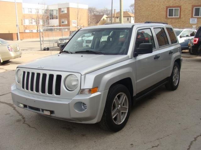 2008 Jeep Patriot LTD