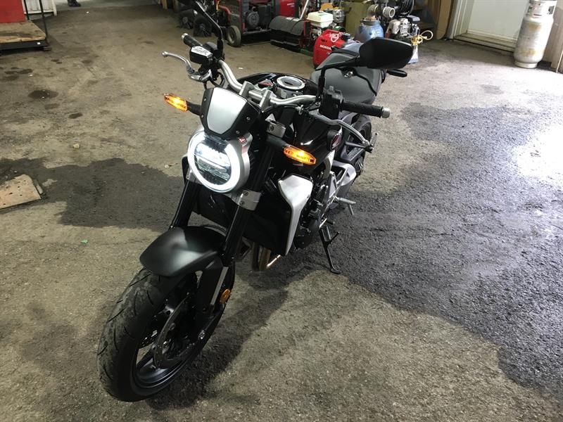 Honda CB1000RA 2019