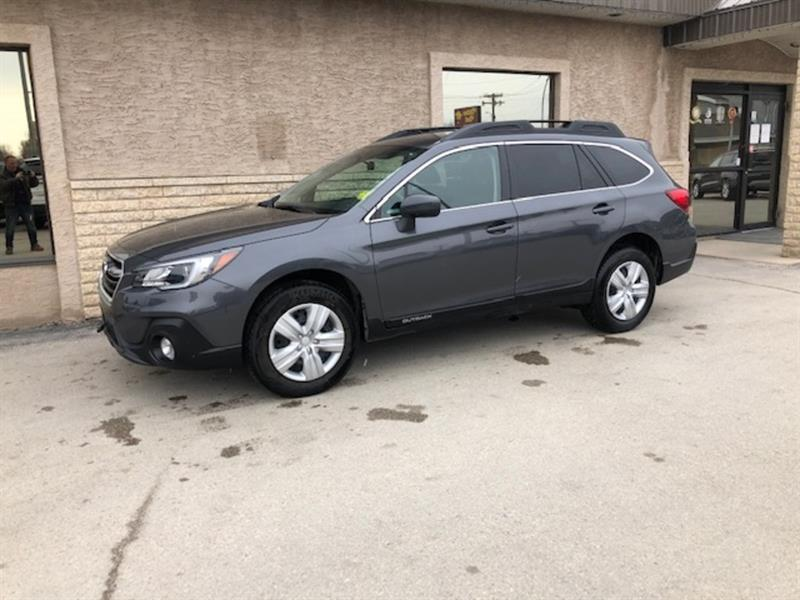 2018 Subaru Outback 2.5i *AWD/B.tooth/Back.Cam/4Cyl #24365
