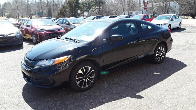 2014 Honda Civic Coupé 2dr CVT EX