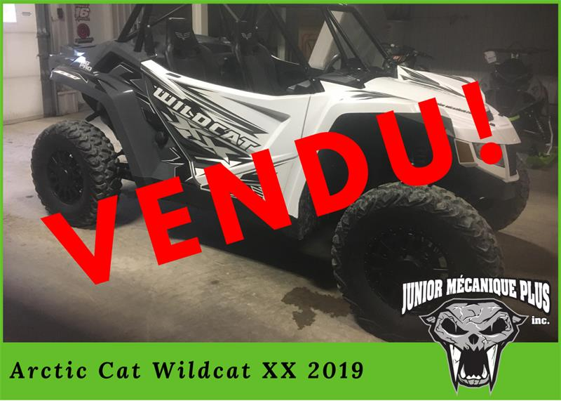 Arctic Cat Wildcat X 2019