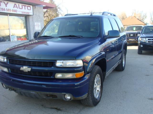 2005 Chevrolet Tahoe 4dr 4WD #1