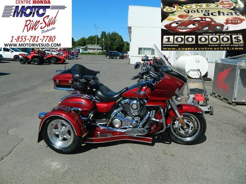 Honda Trike VN 1700 2010