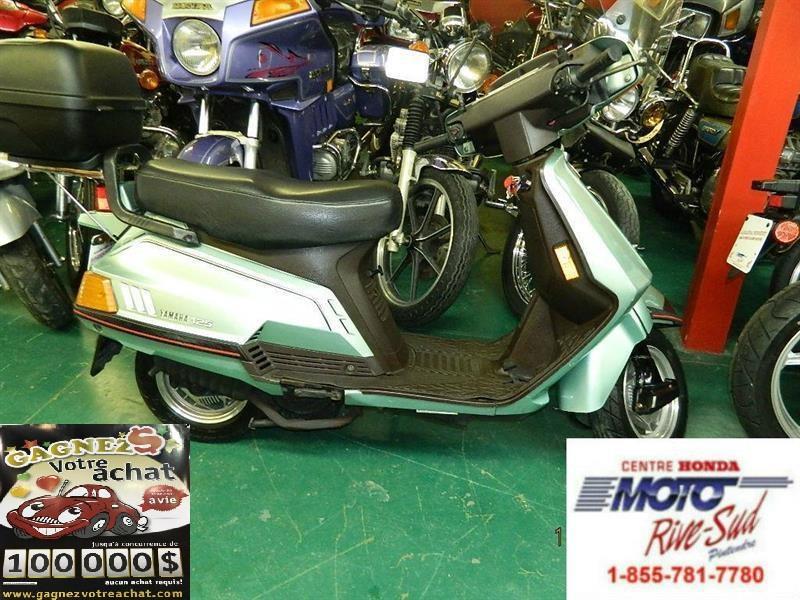 Yamaha XC125 1986