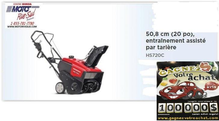 Honda HS720C 2020