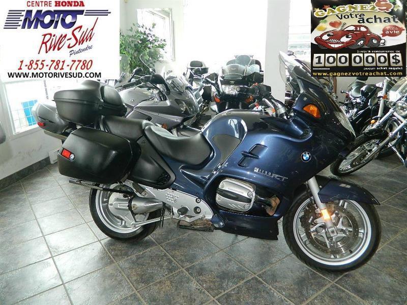 BMW R 1150 RT 2002 MOTO #M2296