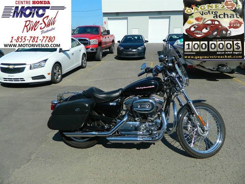 Harley Davidson XL 1200C 2005