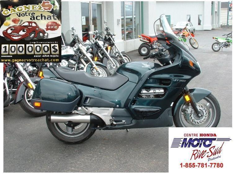 Honda ST1100 1998