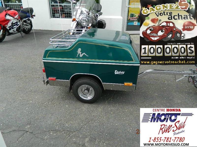 REMORQUE  RD POUR MOTO 1995