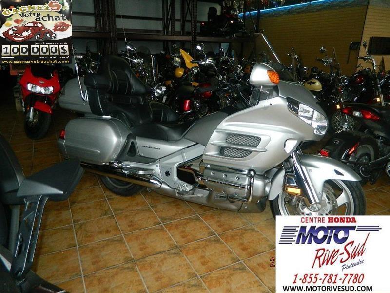 Honda GL 1800 GOLDWING 2008