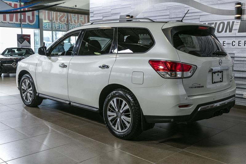 Nissan Pathfinder 4