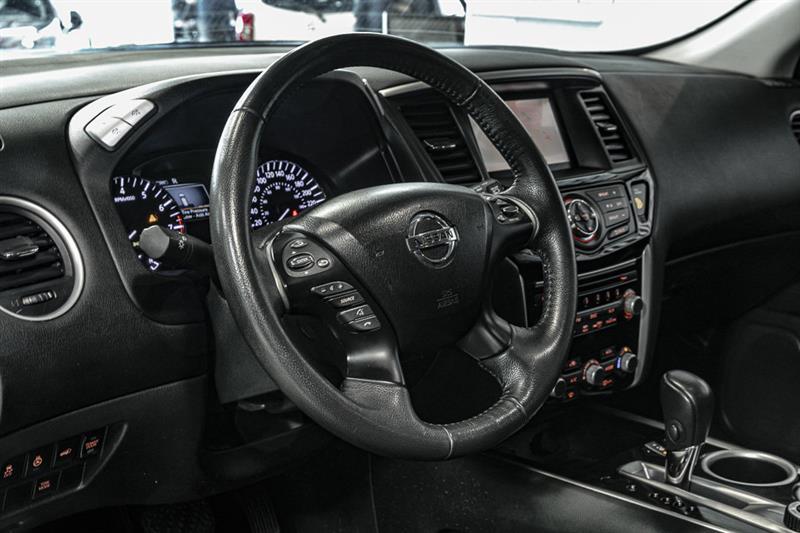 Nissan Pathfinder 13