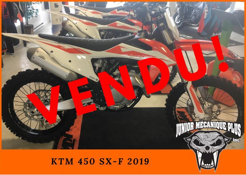 KTM 450 SX-F 2019