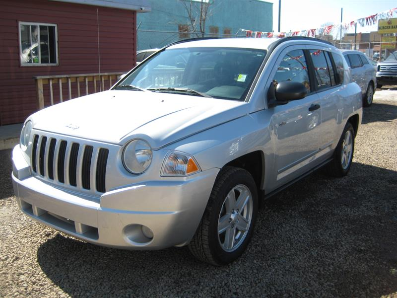 2009 Jeep Compass FWD 4dr #218815