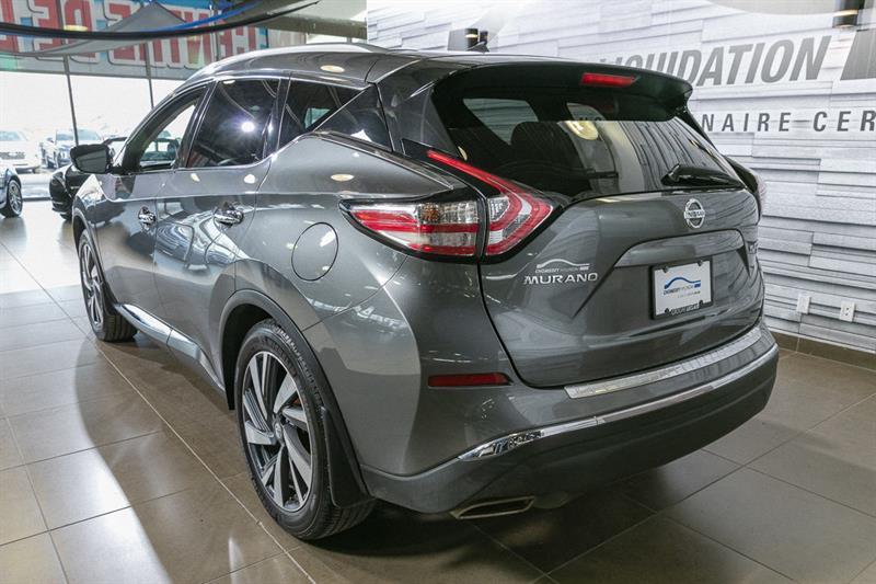 Nissan Murano 5