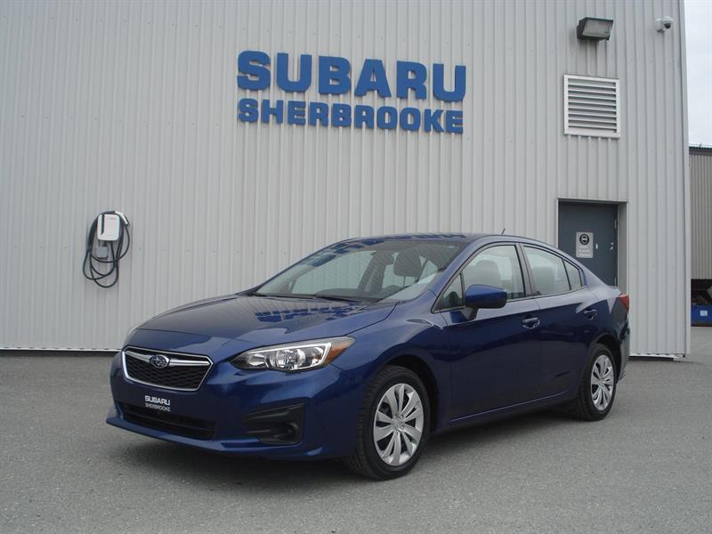 Subaru Impreza 2017 Convenience