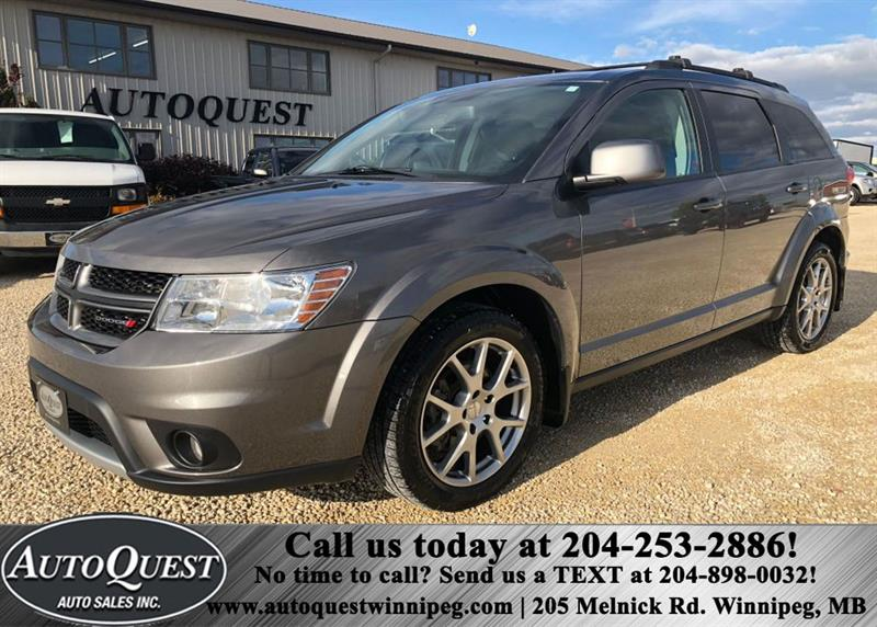 2012 Dodge Journey AWD 4dr 3.6L 6 cyl #3850
