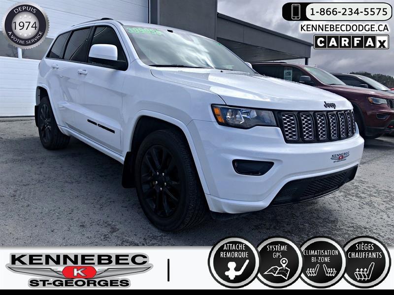 Jeep Grand Cherokee 2019 Altitude 4x4 #40402B