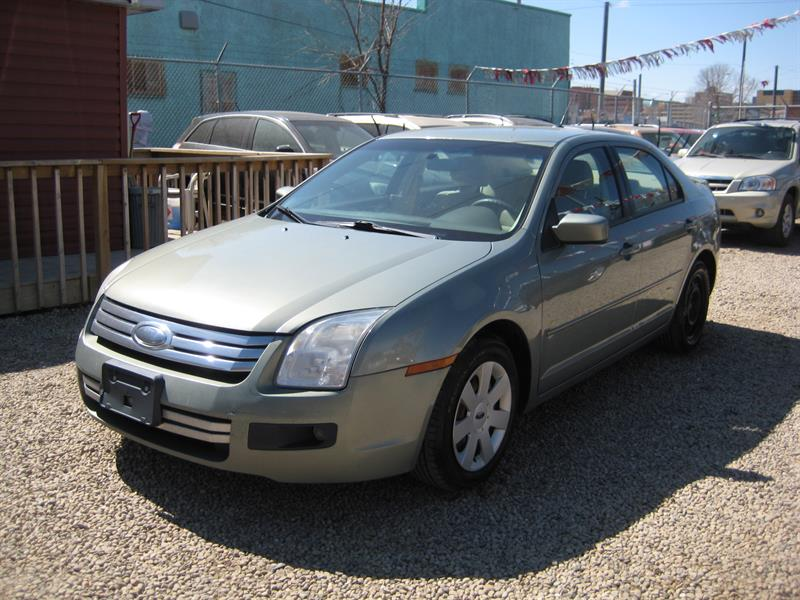 2008 Ford Fusion 4dr Sdn I4 SE FWD #110127