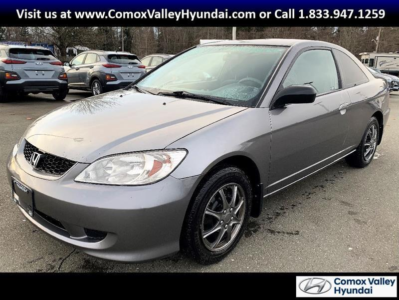 2005 Honda Civic 2-dr