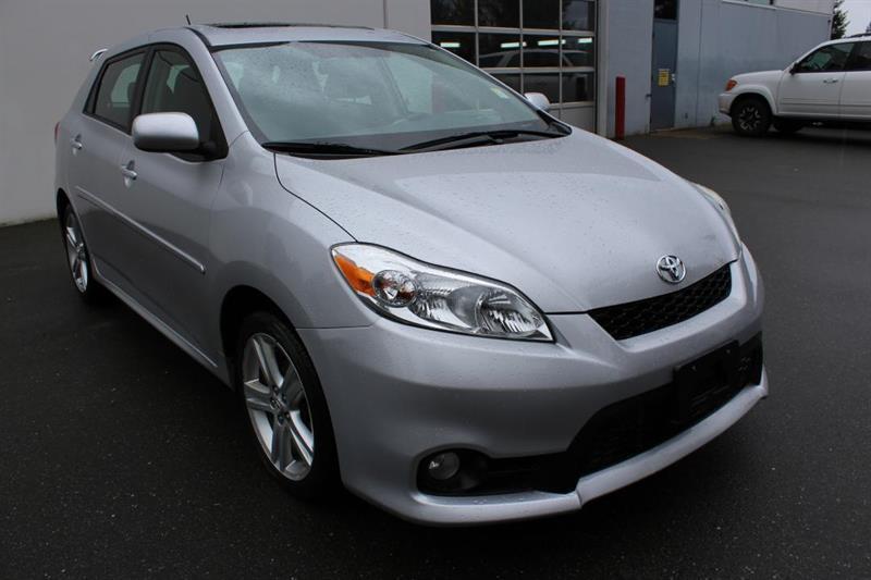 2011 Toyota Matrix S - Power Moonroof. SiriusXM. Bluetooth. #P2310A (KEY 14)