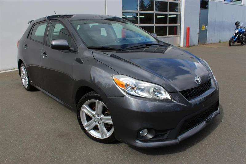 2011 Toyota Matrix S - Calling all First-Time Car Buyers!! #12917A1 (KEY 37)