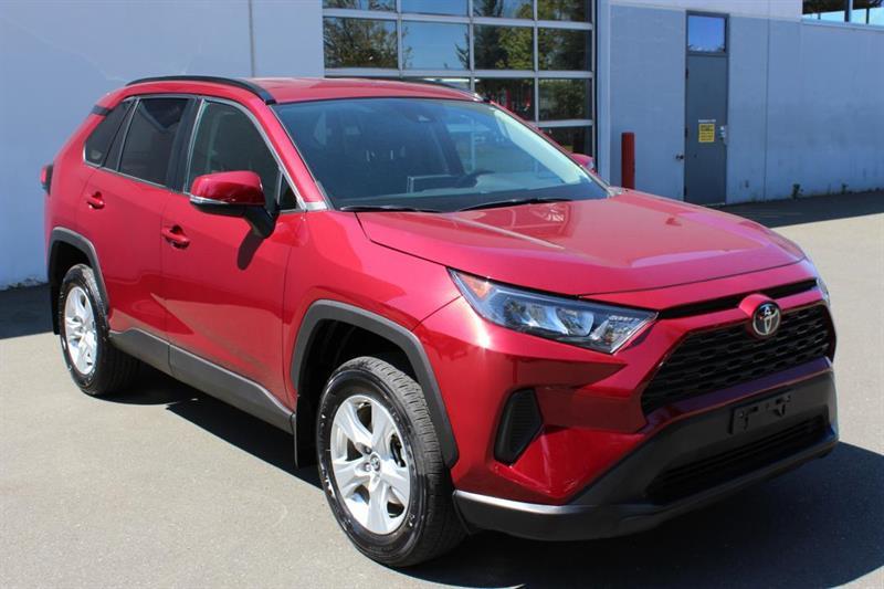 2019 Toyota RAV4 AWD LE - Traction Control. Bluetooth. #P2342 (KEY 41)
