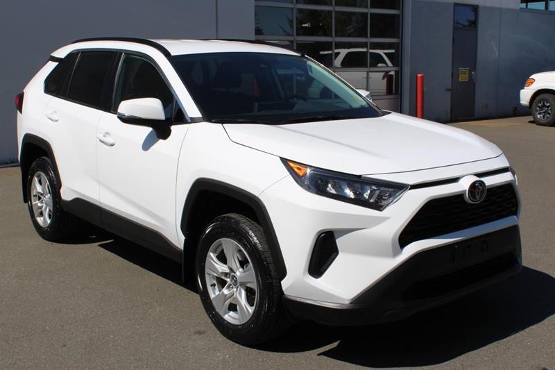 2019 Toyota RAV4 AWD LE - B/U Camera. A/C. Bluetooth. #P2343 (KEY 108)