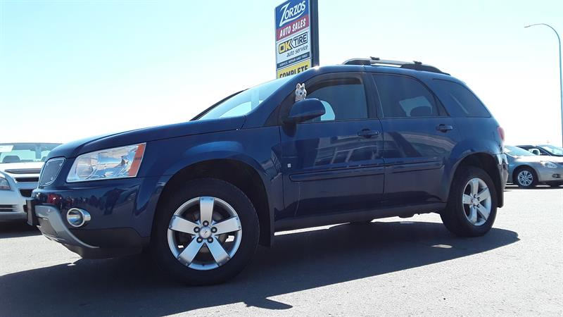 2008 Pontiac Torrent GT #P675