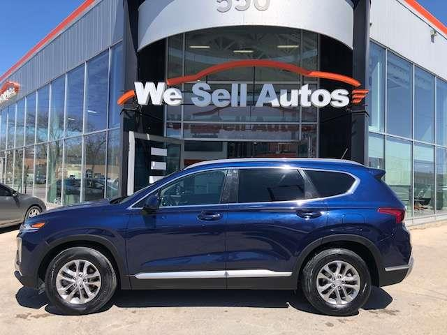 2019 Hyundai Santa Fe Essential #19HS03542