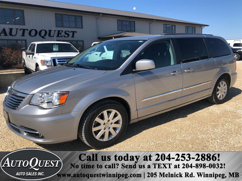 2014 Chrysler Town - Country 4dr Wgn Touring 6cyl FWD #6925