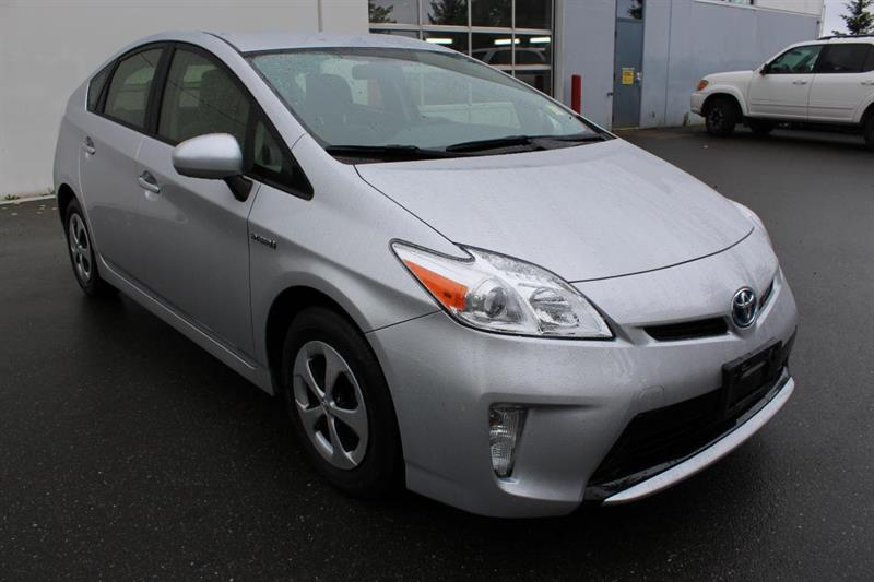 2015 Toyota Prius 5dr HB - Back-up Camera. A/C. #12937A (KEY 83)