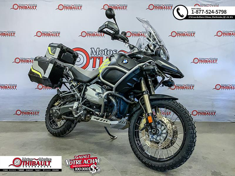 BMW R1200GS Adventure 2013