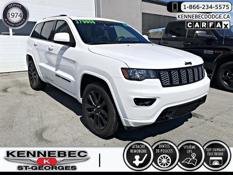 Jeep Grand Cherokee 2018 Altitude IV 4x4 *Ltd Avail* #05236