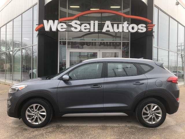 2018 Hyundai Tucson Premium #18HT96926