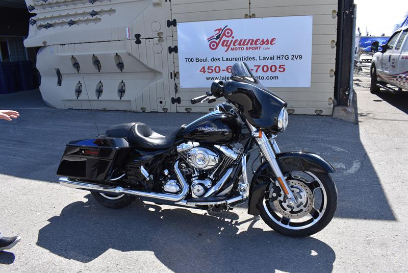 Harley Davidson FLHX STREET GLIDE 2013