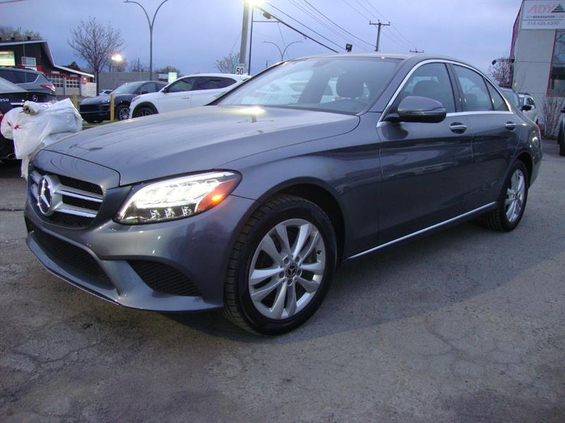 Mercedes-Benz C-Class 2019 C 300 4MATIC EXECUTIVE EDITION-NAV-TECH-19MAGS #M33-6478