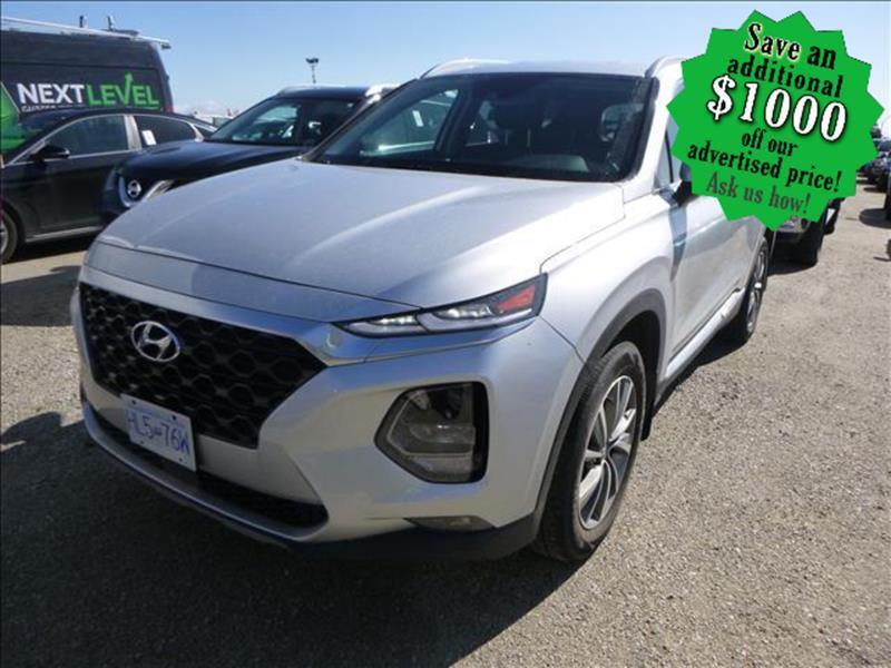 2019 Hyundai Santa Fe Preferred AWD/B.tooth/Back.Cam/Htd Seats #24397