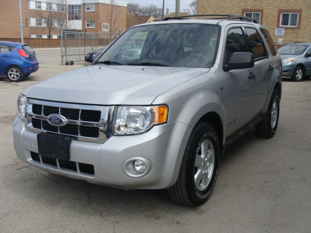 2008 Ford Escape 4x4 X L T