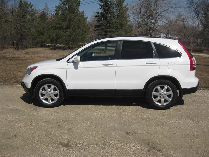 2008 Honda CR-V  EX-L 2 Owners #P  8028