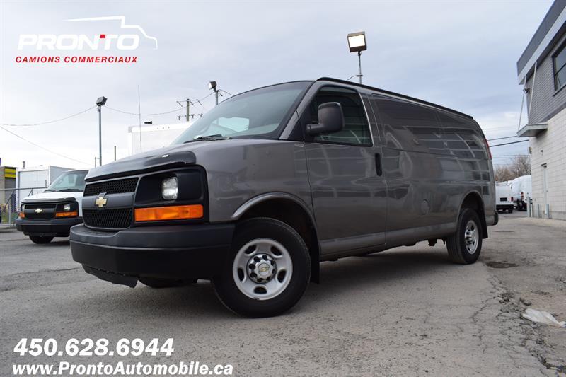 Chevrolet Express Cargo Van 2011 RWD 2500 135  #1275