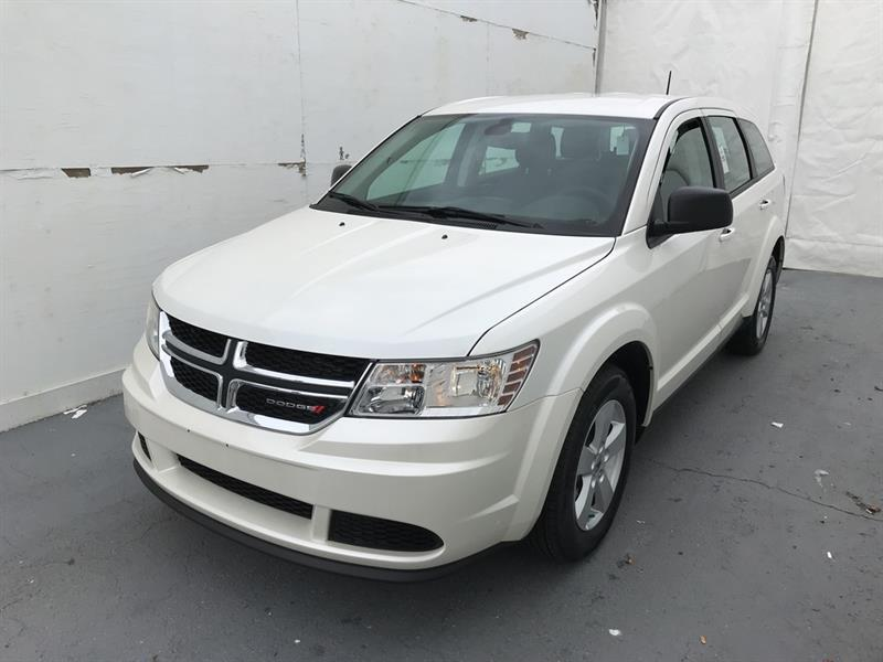 2018 Dodge Journey Canada Value Pkg FWD #24420