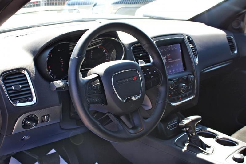 Dodge Durango 7