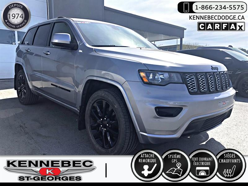 Jeep Grand Cherokee 2020 4x4 altitude #40297