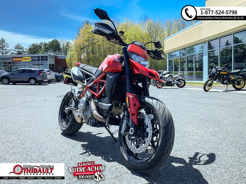 Ducati Hypermotard 2020