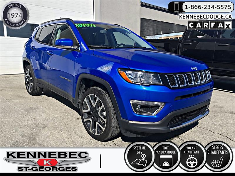 Jeep Compass 2019 Limited 4x4 #05220