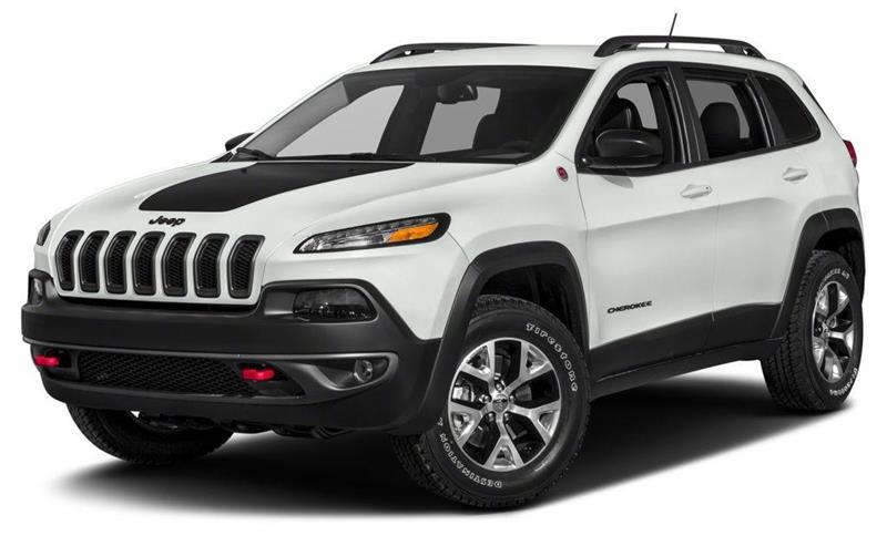 2018 Jeep Cherokee Trailhawk #20-089B