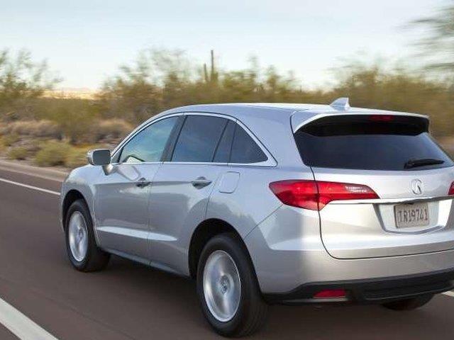 2013 Acura RDX #18KS44728A
